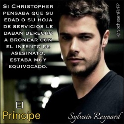 El Príncipe de Sylvain Reynard – Episodio 5 – Capítulo 6