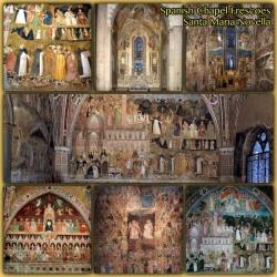 Frescos-SantaMariaNovella