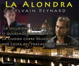 Ep 28: #LaAlondra de Sylvain Reynard – Cap 17 #AdiósSexyIbarra