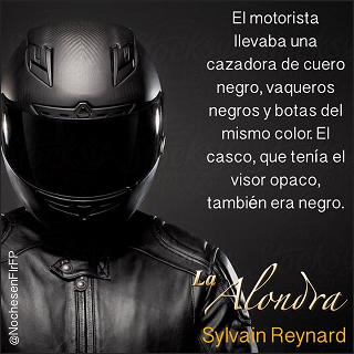 Ep 31: #LaAlondra de Sylvain Reynard – Cap 20- ¡Súbete a la moto Jane!