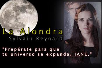 "Ep 34: Capítulo 23 #LaAlondra: ""Prepárate para que tu universo se expanda, JANE."""