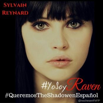 Sylvain Reynard habla de #LaAlondra y #YoSoyRaven