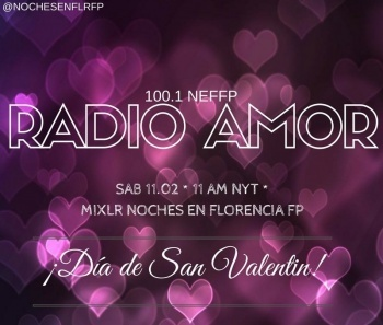 Ep42: Radio Amor 100.1 con las DJs Latina Lover, Lollipop y Lady Rose
