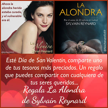 Sylvain Reynard te envía un mensaje de San Valentín