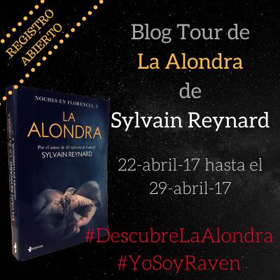 Blog Tour: La Alondra de Sylvain Reynard