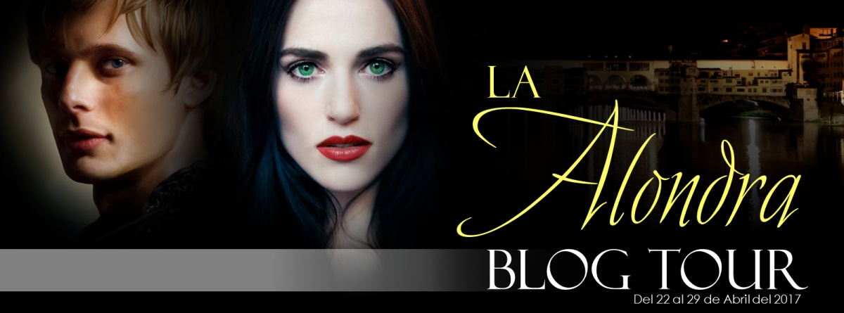 Blog Tour de La Alondra: viernes, 28/4/17