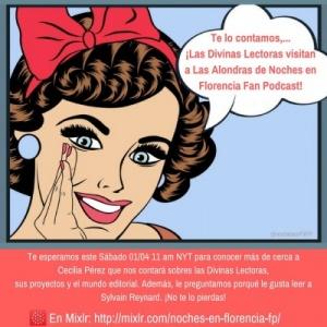 Ep-49: Las Divinas Lectoras visitan a Las Alondras