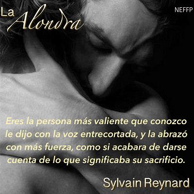 """Ep-65: """"Yo te amo, William."""" La Alondra de Sylvain Reynard (Cap-50)"""