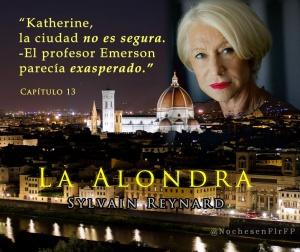 Ep 23: La Alondra de Sylvain Reynard – Capítulos 12 y 13