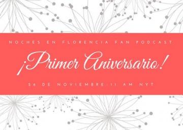 Ep 38: Primer Aniversario de Las Alondras con SR