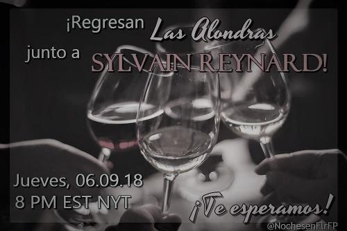 Ep71: NEFFP 2.0-Las Alondras regresan con su invitado especial, Sylvain Reynard